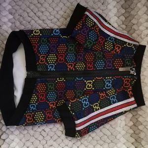 Designer Dog Zip Jacket